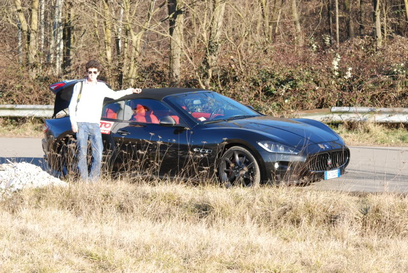 FritzFoto presenta: Maserati GranCabrio - le mie impressioni, sensazioni, emozioni DSC_4293