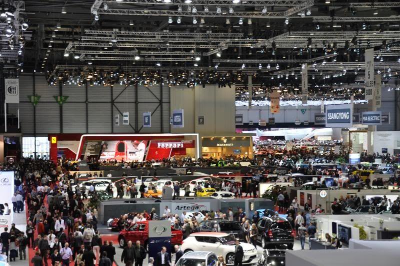 82° Salone dell'auto di Ginevra - Resoconto & FritzFoto 2012-03Ginevra023Kopie