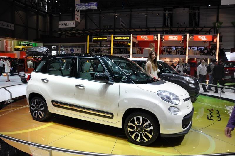 82° Salone dell'auto di Ginevra - Resoconto & FritzFoto 2012-03Ginevra030Kopie