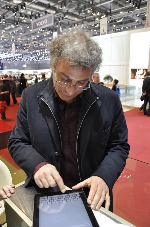 82° Salone dell'auto di Ginevra - Resoconto & FritzFoto 2012-03Ginevra044Kopie