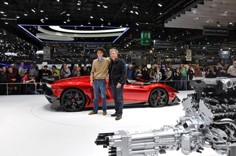 82° Salone dell'auto di Ginevra - Resoconto & FritzFoto 2012-03Ginevra125Kopie