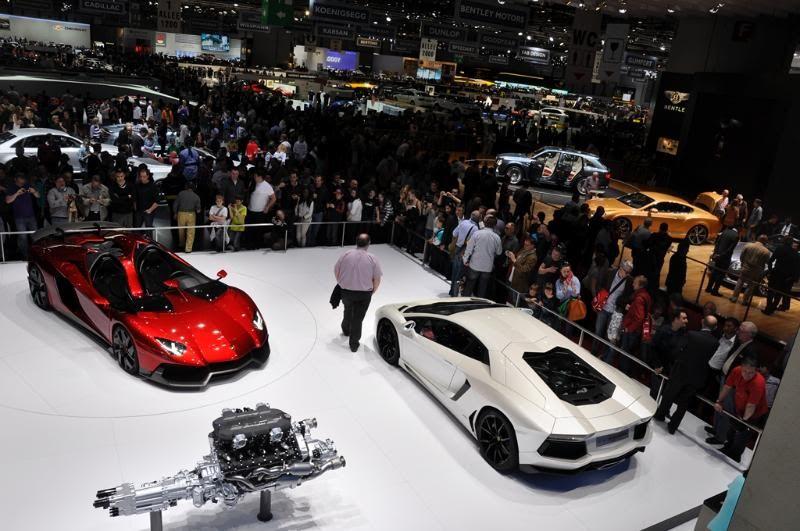 82° Salone dell'auto di Ginevra - Resoconto & FritzFoto 2012-03Ginevra130Kopie
