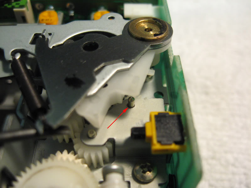 Write-Up: Repairing Cassette Player Eject Issue 17