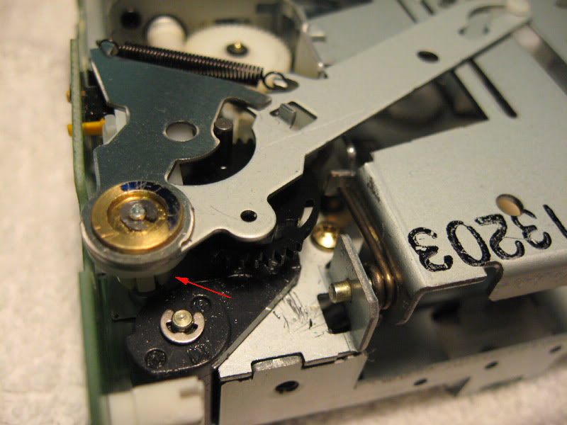 Write-Up: Repairing Cassette Player Eject Issue 19