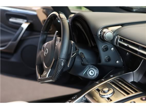 Lexus LFA Matte_black_lexus_lf_a_sema_2009_28-568-426