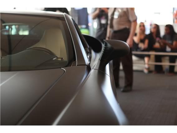 Lexus LFA Matte_black_lexus_lf_a_sema_2009_47-568-426
