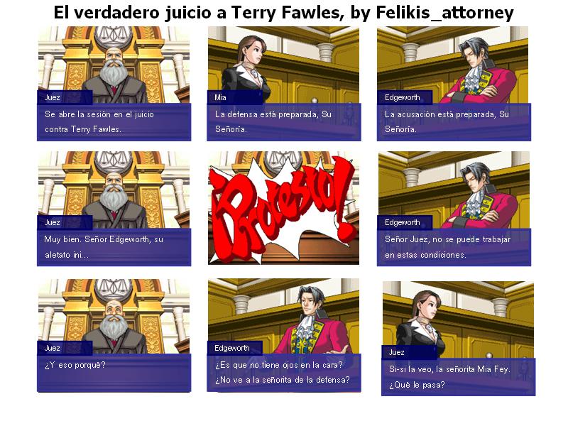 Verdadero juicio a Terry Fawles Pag1