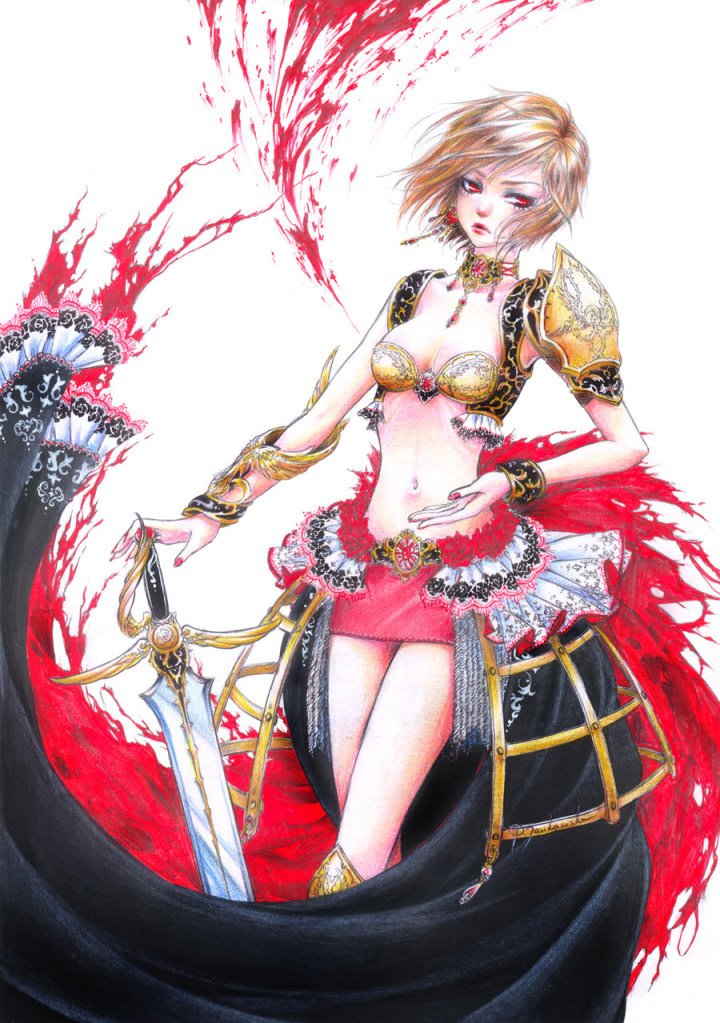 Personajes Disponibles The_Story_of_Evil___Meiko_by_HIsekai