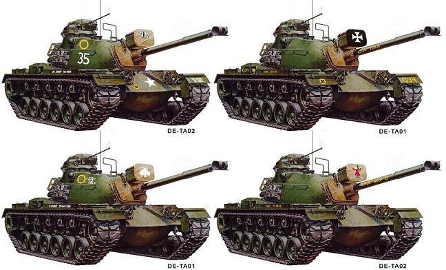 Marking your Vietnam M48A3 M48artistimpression_klein_zps4b9ba9a9