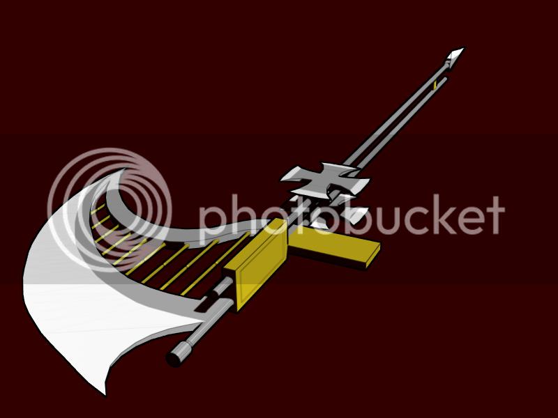 [Character CF2] Red Romanov - Complete MoonlightWeaponXI