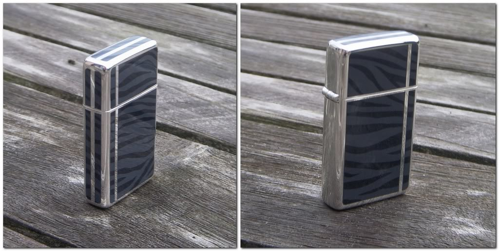 Collection Zippo Japon de flateric Slimarmorduo