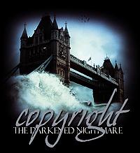 The Darkened Nightmare Copyright