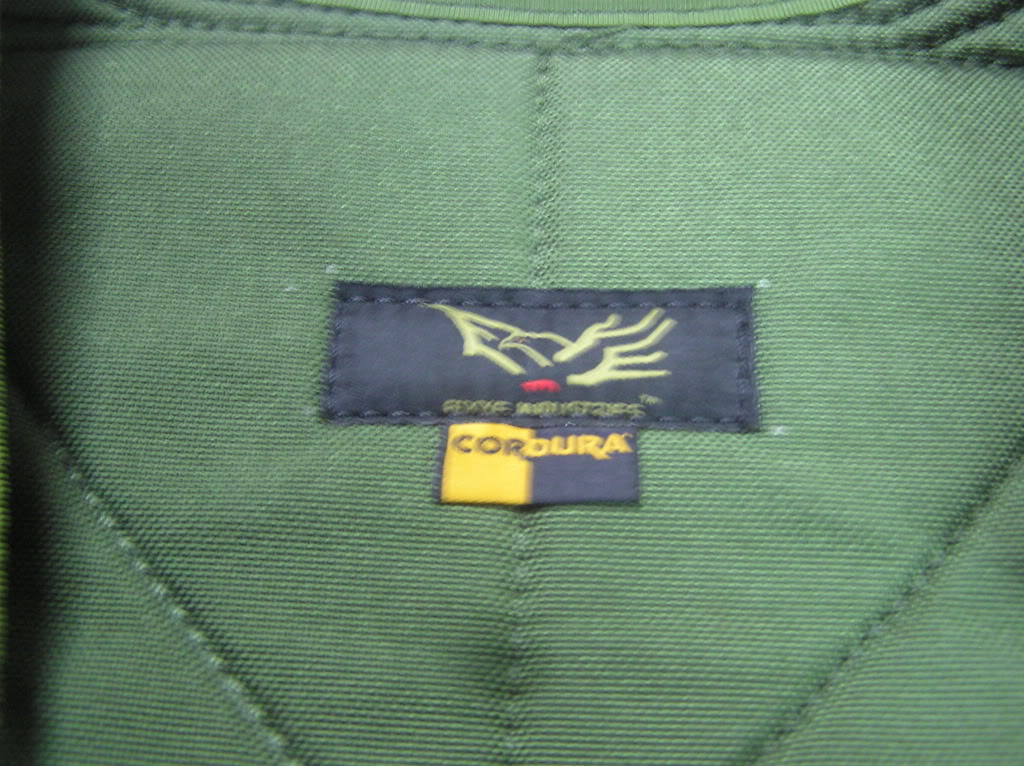 for sale: highend vests P1010226