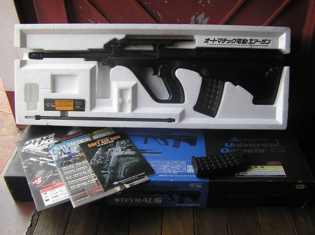 tokyo marui steyr aug for sale with pics P1010305