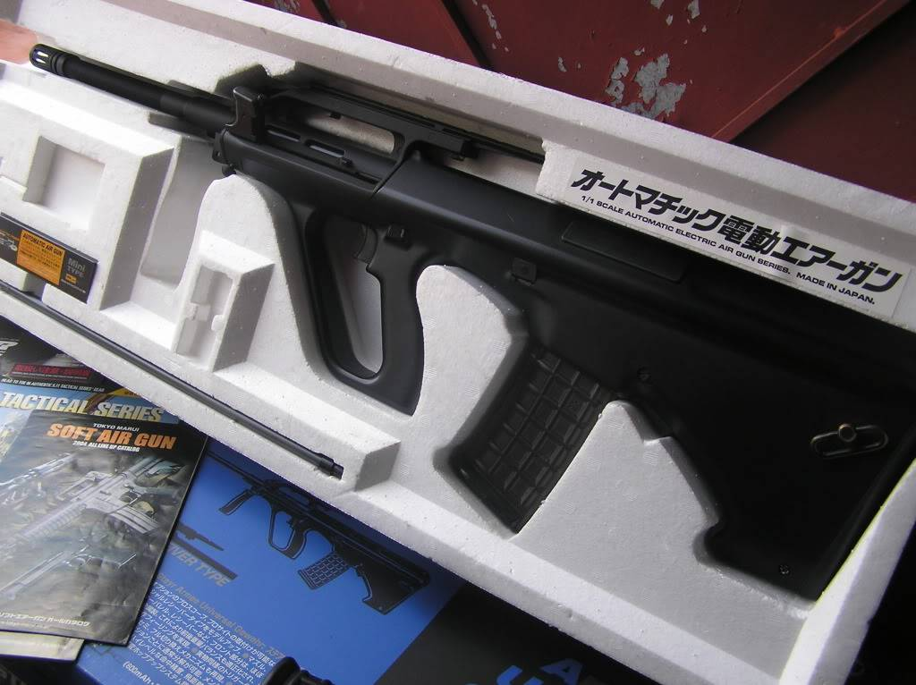 tokyo marui steyr aug for sale with pics P1010306