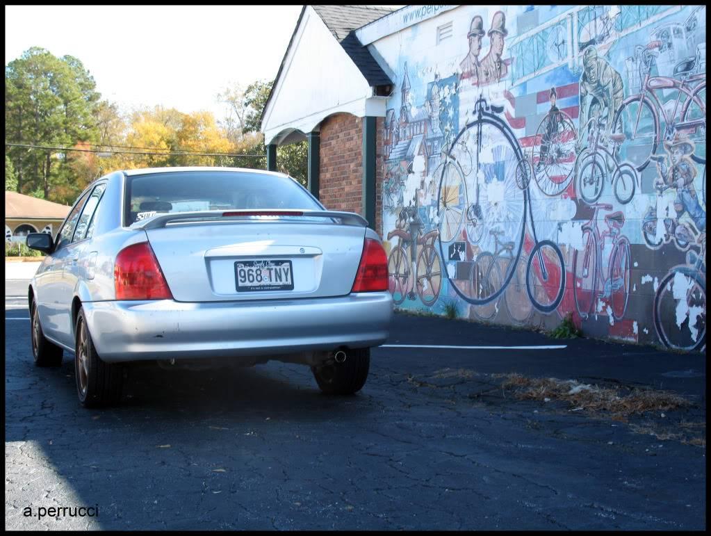 Its a Mazda 2308edit