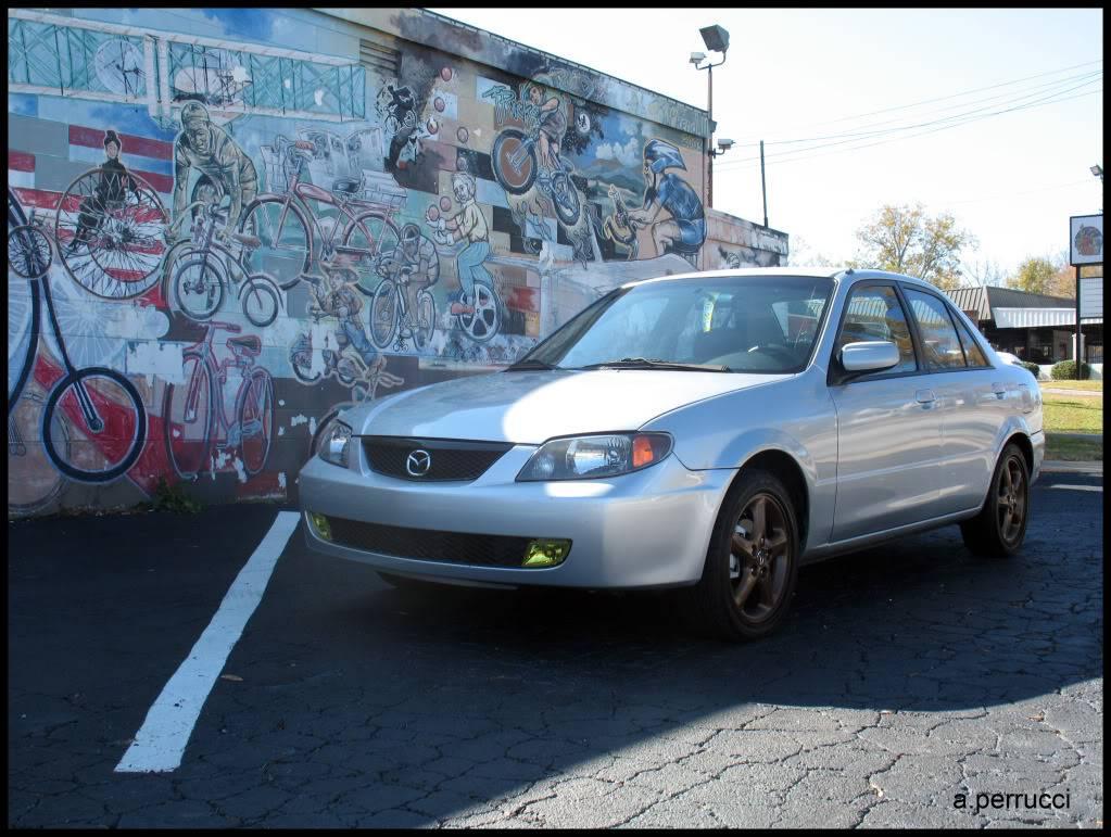 Its a Mazda 2309edit