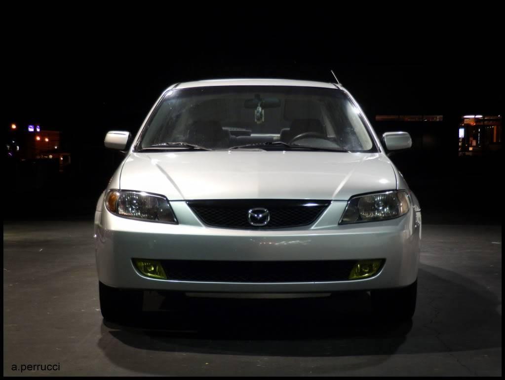Its a Mazda Highlight