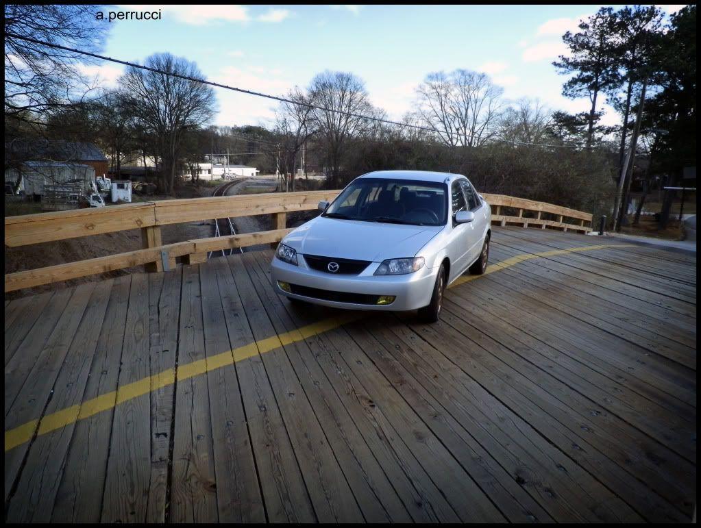 Its a Mazda - Page 2 Overheadbridge
