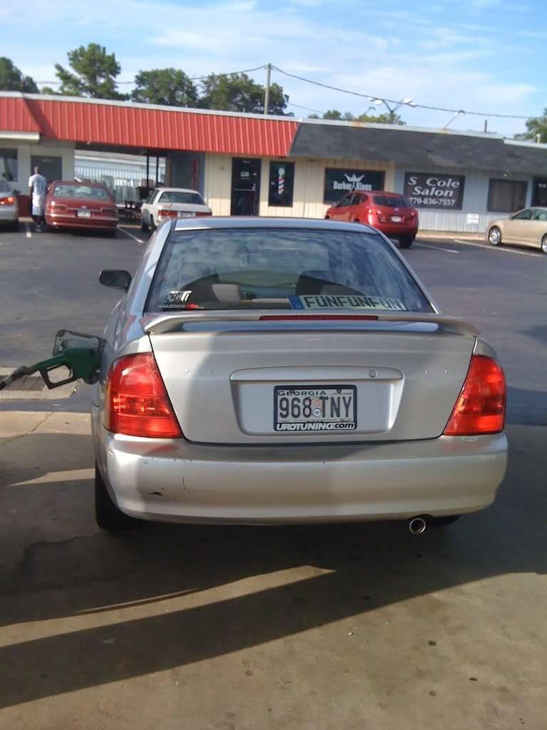 Its a Mazda Pump