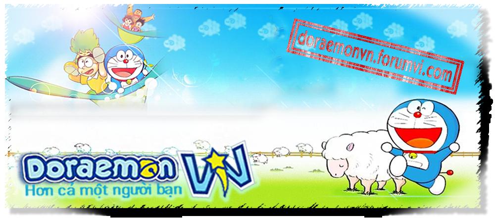 Liên kết forum cả thế giới manga - anime DoraemonVNBanner