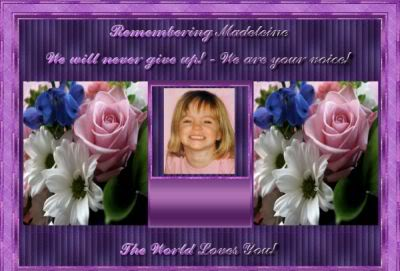 FOR MADELEINE MadeleineMcCann3rdsmall