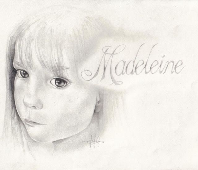 A Portrait Drawing of Madeleine Madeleinecropped640