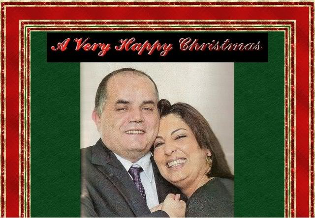 Send Christmas Messages to Goncalo and Sofia Goncalo11