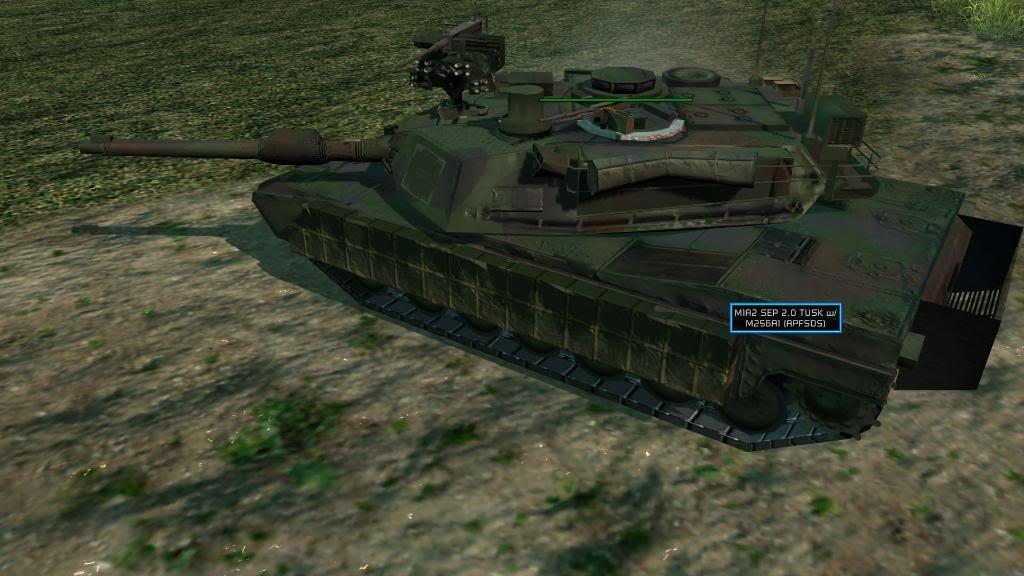 MBT - M1A2 SEP 2.0 'TUSK' M1A2_Tusk