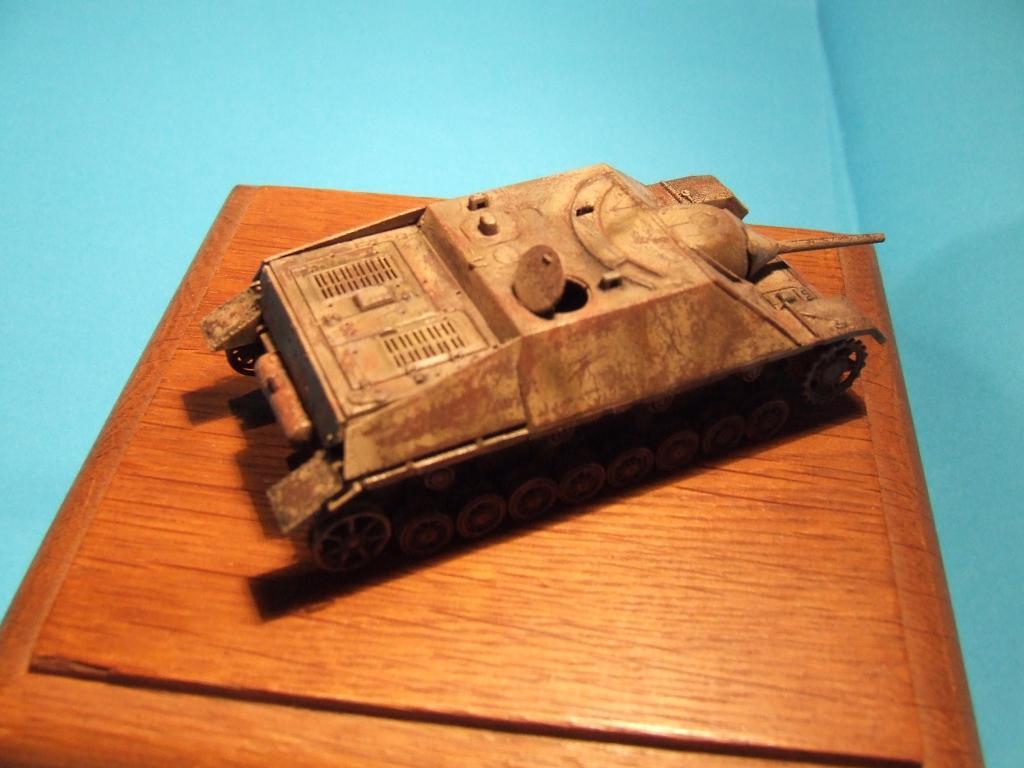 Jagdpanzer en piteux état (Dragon 1/72) DSCF8721