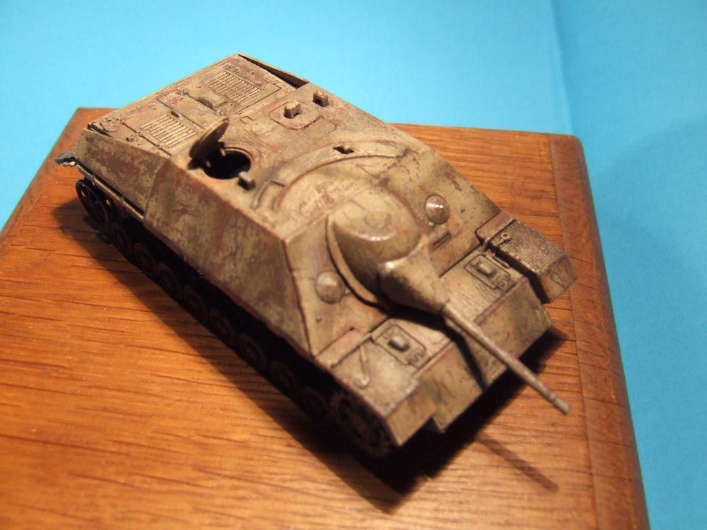 Jagdpanzer en piteux état (Dragon 1/72) DSCF8722
