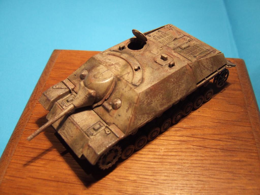 Jagdpanzer en piteux état (Dragon 1/72) DSCF8723