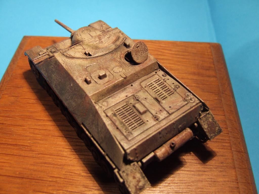 Jagdpanzer en piteux état (Dragon 1/72) DSCF8724