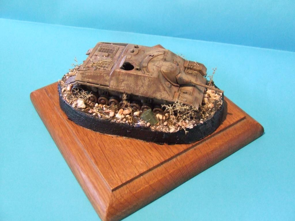 Jagdpanzer en piteux état (Dragon 1/72) DSCF8911