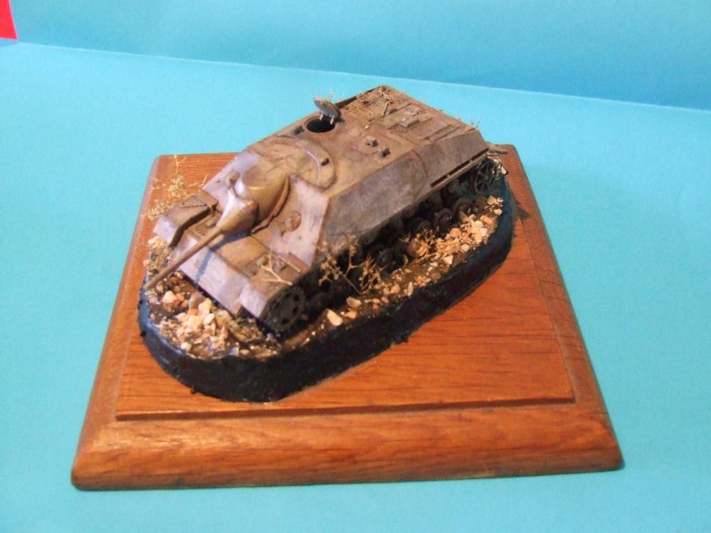 Jagdpanzer en piteux état (Dragon 1/72) DSCF8912