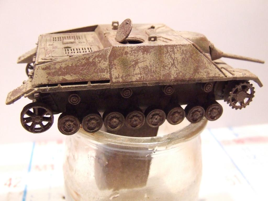Jagdpanzer en piteux état (Dragon 1/72) Photo006