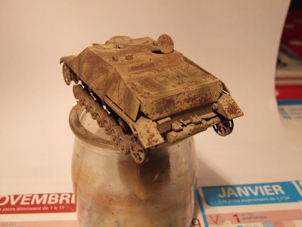 Jagdpanzer en piteux état (Dragon 1/72) Photo012