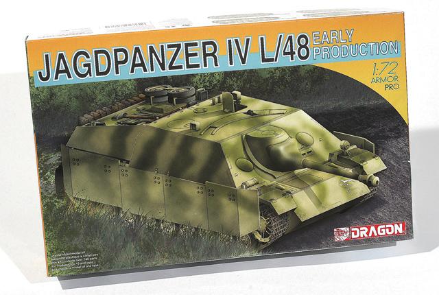 Jagdpanzer en piteux état (Dragon 1/72) Jagdpanzer1