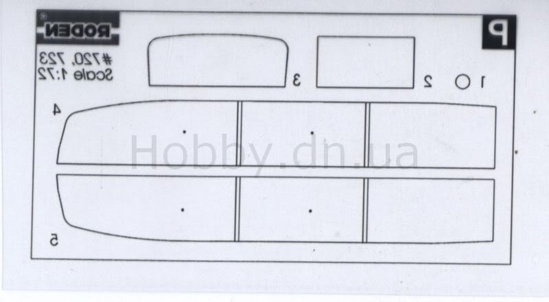 blitz - Opel Blitz Omnibus (Roden 1/72) 723_7