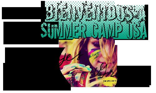 Foro gratis : Summer Camp USA Bienvenute