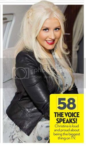 [Scans] OK Magazine! - Christina Aguilera Comfortable With Her Curves (12/Mar/12) Ok-2012-03-12-mar1-6