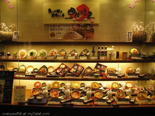 [Ẩm thực] Mô hình đồ ăn giả ở Nhật Bản 4554747942_b18884f363