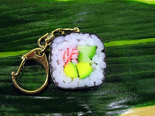 [Ẩm thực] Mô hình đồ ăn giả ở Nhật Bản Keychain091110