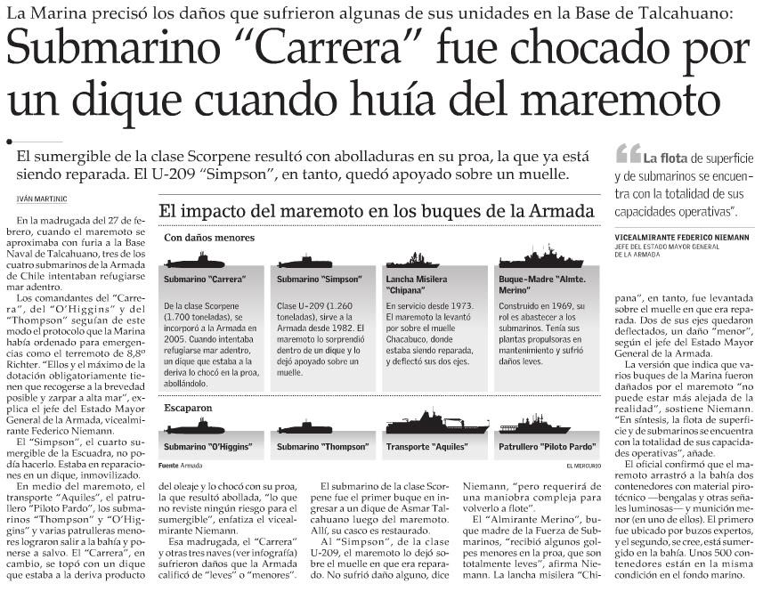 Chile - Página 22 Armada