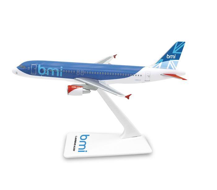 Vand machete avioane civile (multe raritati) A320BMI