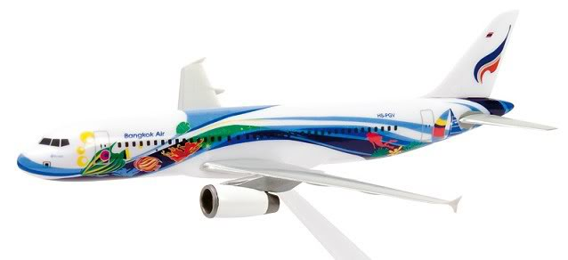 Vand machete avioane civile (multe raritati) A320Bangkok
