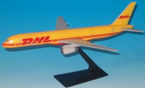 Vand machete avioane civile (multe raritati) LP757200DHL