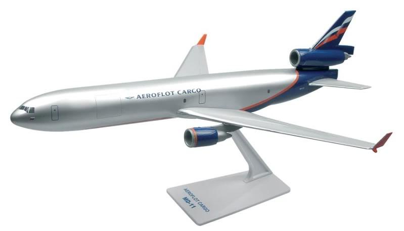 Vand machete avioane civile (multe raritati) MD11FAeroflot