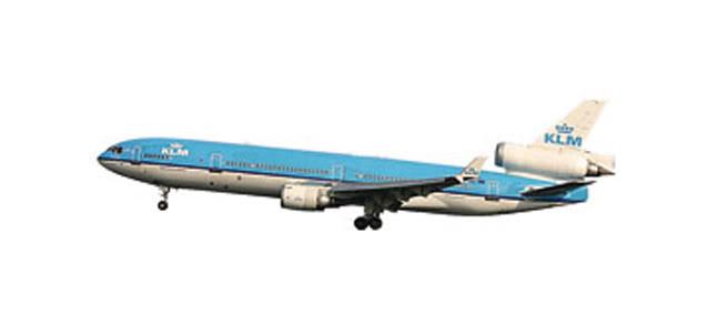 Vand machete avioane civile (multe raritati) MD11KLM