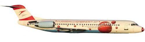 Vand machete avioane civile (multe raritati) NWF100AA